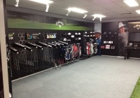 Callaway Golf wall graphics