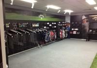 Callaway Golf wall graphics