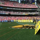 AFL Grand Final Sprint 2015