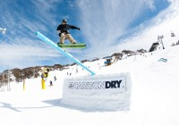 Carlton Dry – The Mile High at Perisher NSW