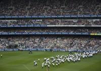 AFL MCG sporting event stadium signage