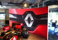 Fabric Walls Renault Clio Launch