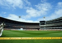 Cricket at the MCG
