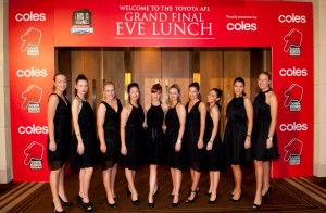 Crown Casino Lunch