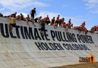 Tough Mudder – Holden Colorado event signage