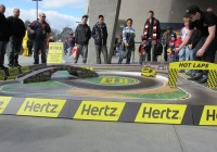 Hertz Hot Laps experiential event