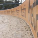 Banner at Richmond Greyhounds