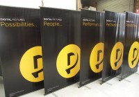 Pull up banners tell your story