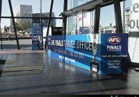 Federation Square Information Center – Large format printing