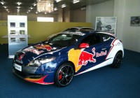 Red Bull Race off vehicle wraps