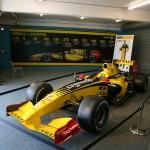 Renault event at Sandown raceway
