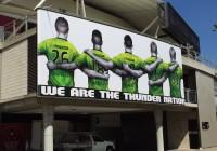 Stadium Signage