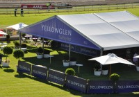 Yellowglen corporate marquee signage